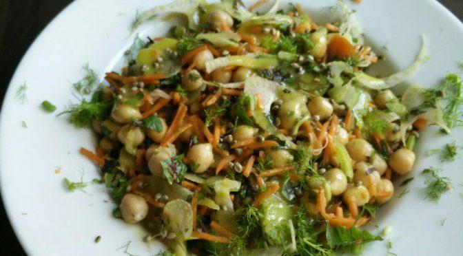 Fitmach-Salat